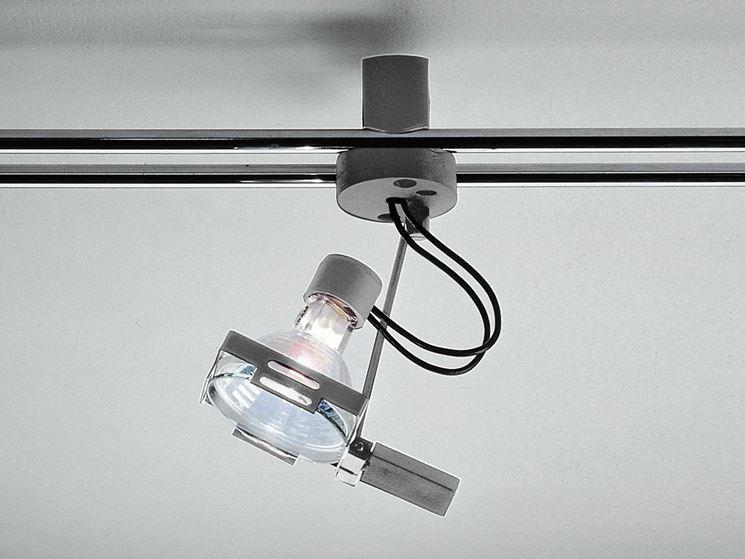 Caratteristiche dei faretti alogeni lampade e lampadine for Lampadine per faretti