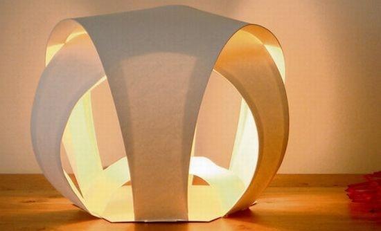 funzionamento delle lampade in cartone - Lampade e lampadine - Lampade d cartone
