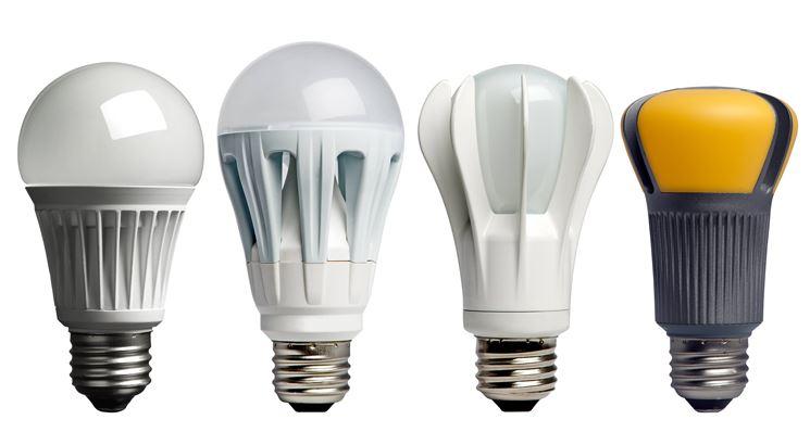 Le lampade a led lampade e lampadine illuminazione for Costo lampadine led