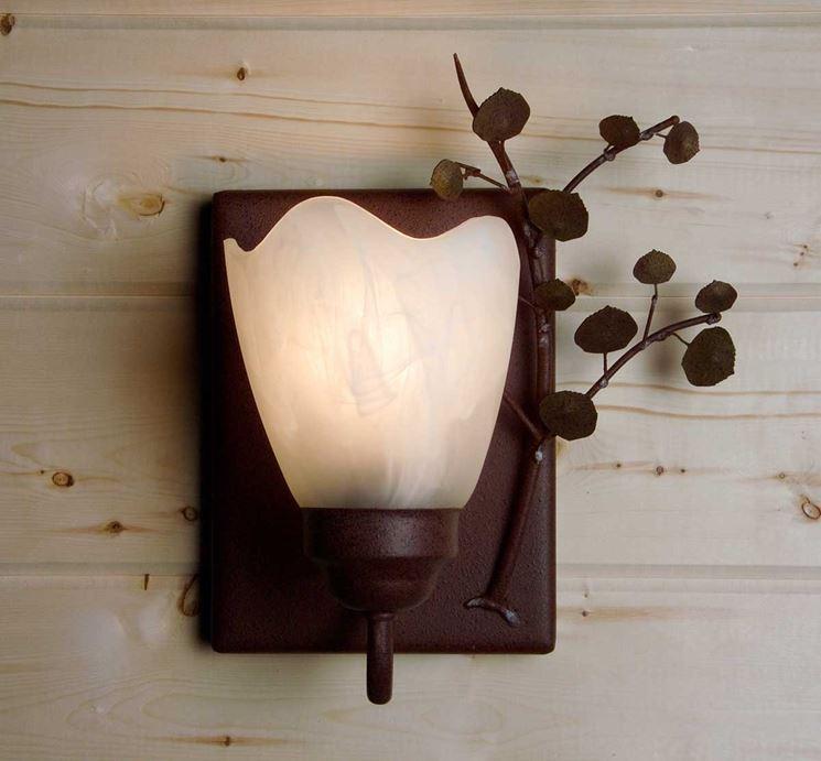Esempio di lampada da muro Foscarini