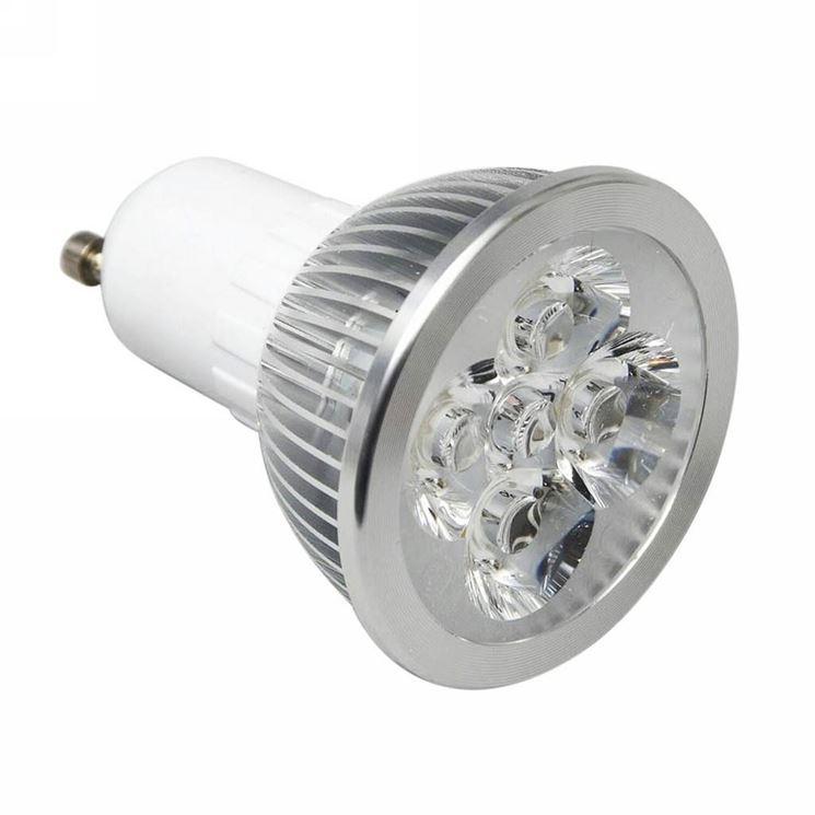 Migliori lampade a basso consumo lampade e lampadine for Costo lampadine led