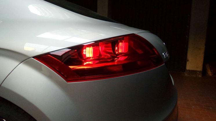 Lampadine a led per auto con tecnologia SMD