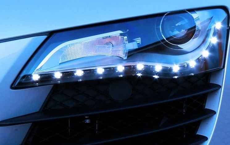 Lampadine a led per auto tradizionali