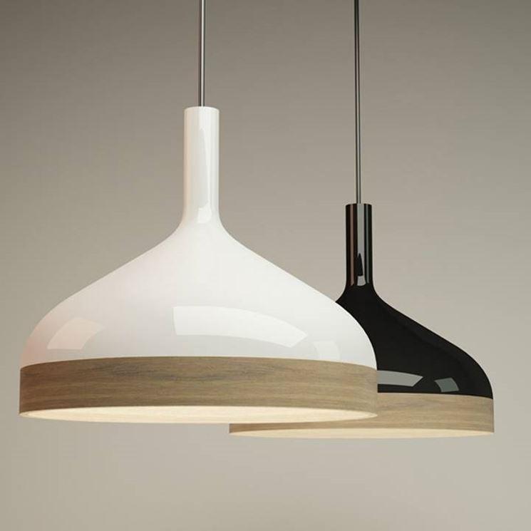Modelli di lampadari a sospensione - Lampade e lampadine ...