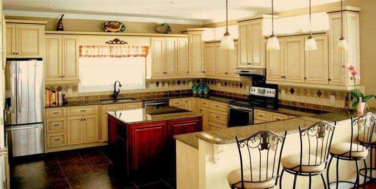 lampadario da cucina