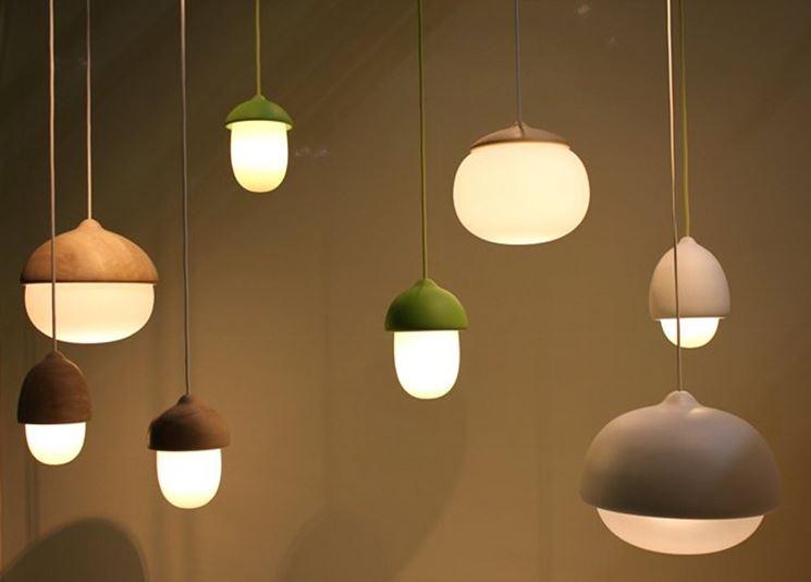 Lampadari di design a sospensione