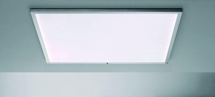 Modelli di plafoniera led - Lampade e lampadine - Plafoniera led modelli