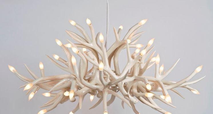 lampadari stile moderno : lampadari in ceramica - Lampade e lampadine - Tipologie di lampadari ...