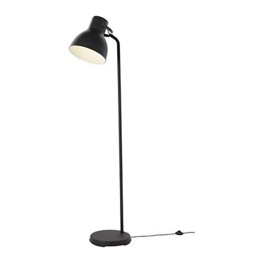 Modello base di lampada da terra