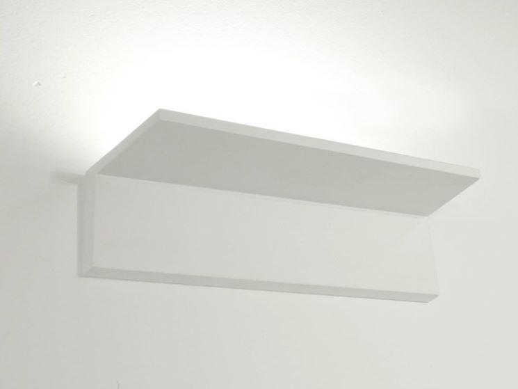 Scegliere le applique a led lampade e lampadine tipologie e