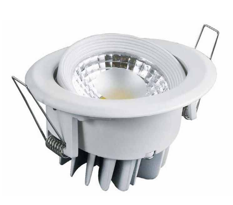 Una lampadina a led
