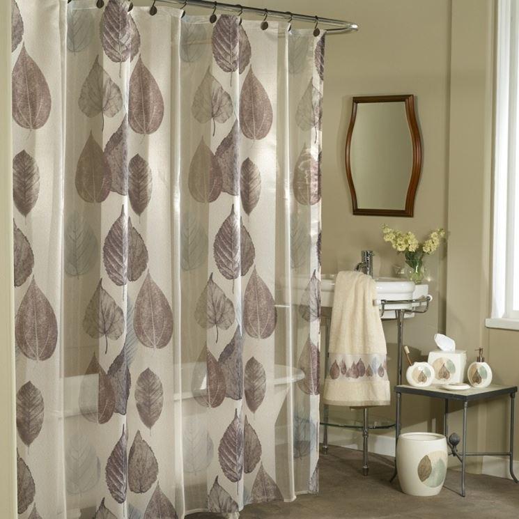modelli di tende per vasca da bagno - scelta Tendaggi - Tende ...