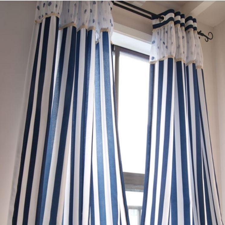 tipologie di tende per arredare - scelta Tendaggi - Tende da arredo