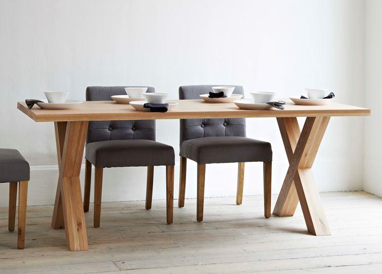 Caratteristiche dei tavoli in legno massello - Tavoli e tavolini ...