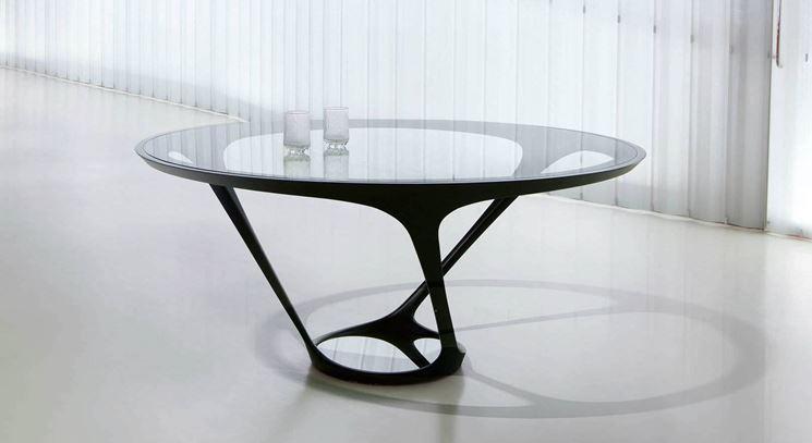 Caratteristiche tavoli in vetro - Tavoli e tavolini - Alcune ...