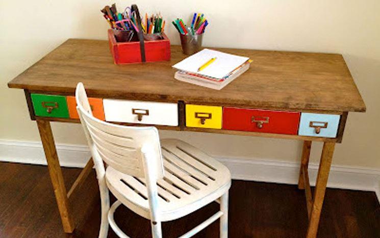 Come Scegliere I Tavolini Per Bambini Tavoli E Tavolini