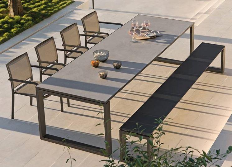 I migliori tavoli da giardino tavoli e tavolini guida alla