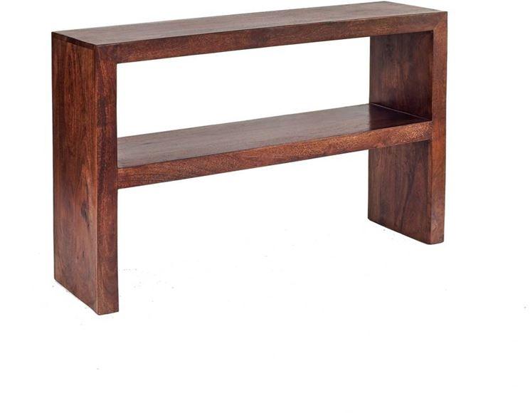 Il tavolo a consolle pu� essere usato in molti ambienti della casa