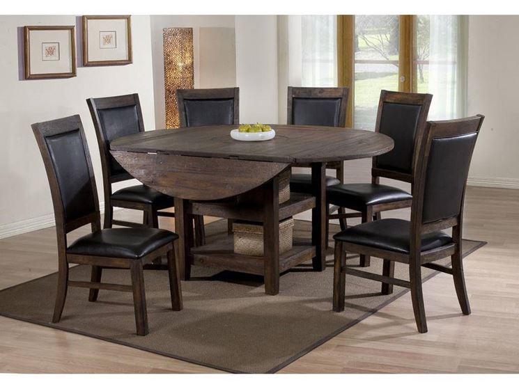 tavoli rotondi tavoli e tavolini quando installare un