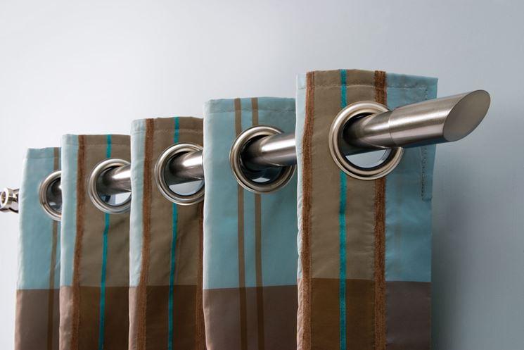 ... per tende - Tende e tendaggi - Installazione dei binari per tende