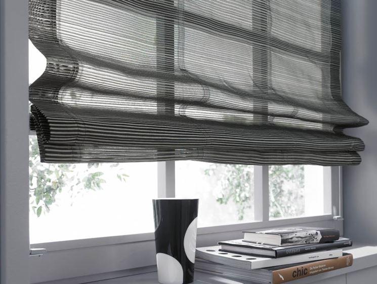 Come montare tende a pacchetto a vetro tende e tendaggi ecco come montare tende a pacchetto - Tende camera da letto moderne ...