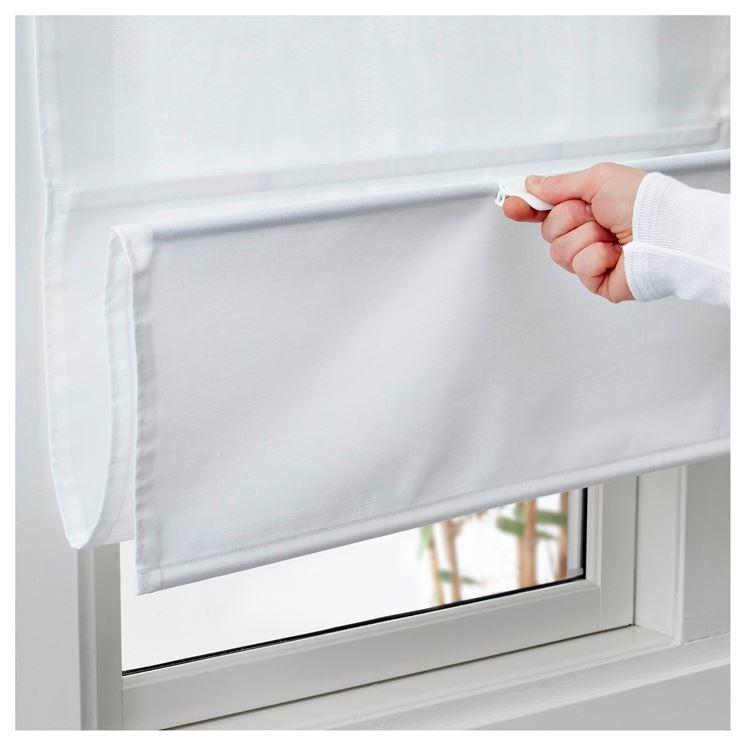 Come montare tende a pacchetto a vetro tende e tendaggi - Montare cucina ikea ...