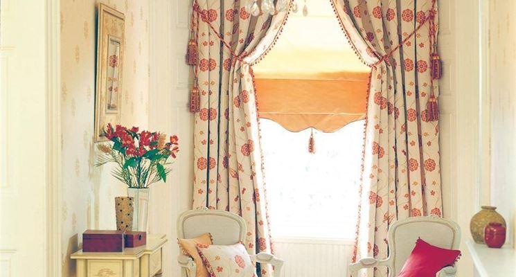 I migliori tessuti per tende tende e tendaggi guida - Tessuti per tende da cucina ...