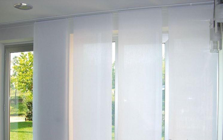asta per tende a pannello : tende a pannello moderne - Tende e tendaggi - ecco le migliori tende ...