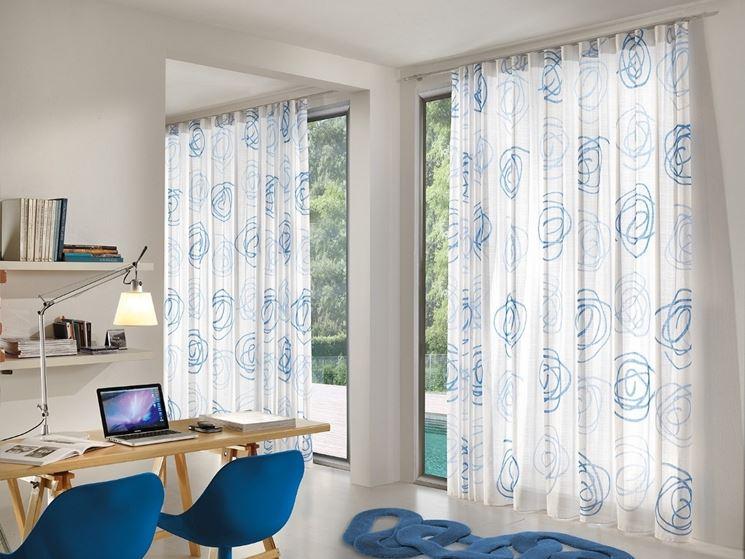 Modelli di tende per interni moderni tende e tendaggi for Arredamento tende per interni