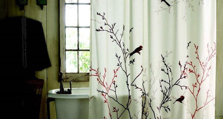 Ikea bagno tende decora la tua vita - Modelli tende da bagno ...