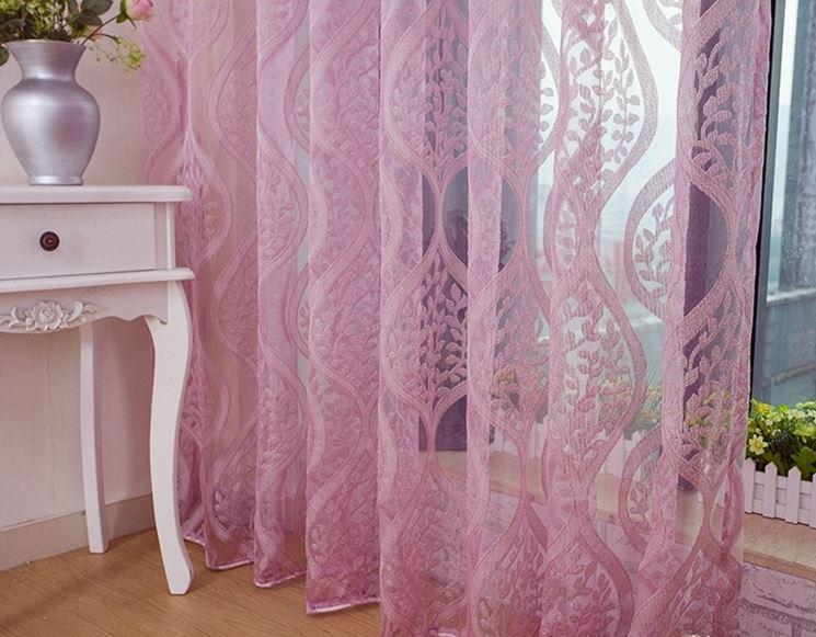 Perch scegliere le tende a fili tende e tendaggi i for Tende arredamento moderno