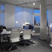 tende ufficio moderno