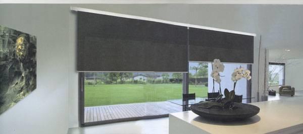 Tende a rullo per interni tende e tendaggi le - Tende a rullo per interni design ...