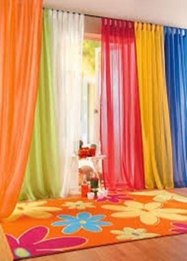 Tende per camerette tende e tendaggi come devono - Tende per cameretta bambina ...