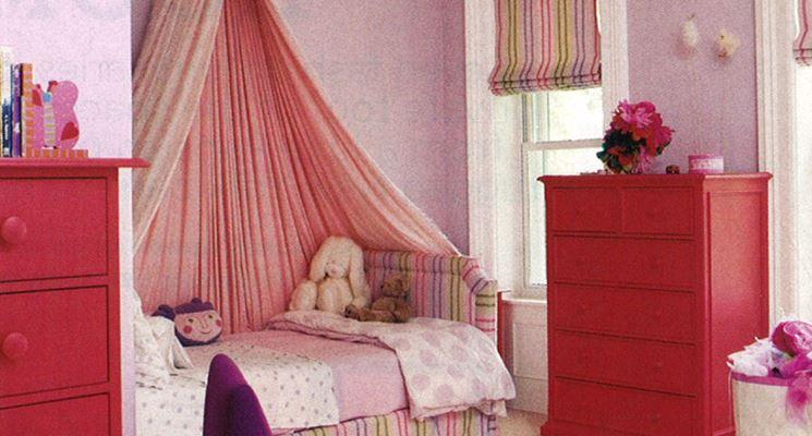 Tende per camerette tende e tendaggi come devono essere le tende per camerette - Tende camerette ragazzi ...