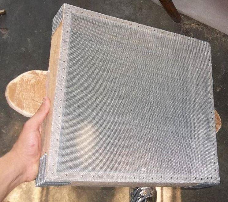 Come costruire un setaccio
