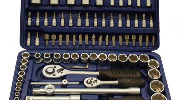 Set di chiavi a bussola