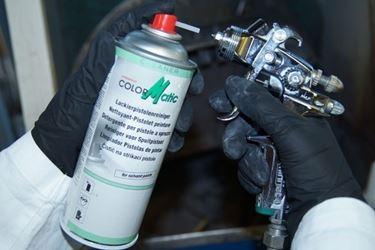 Detergente in bomboletta per pistole
