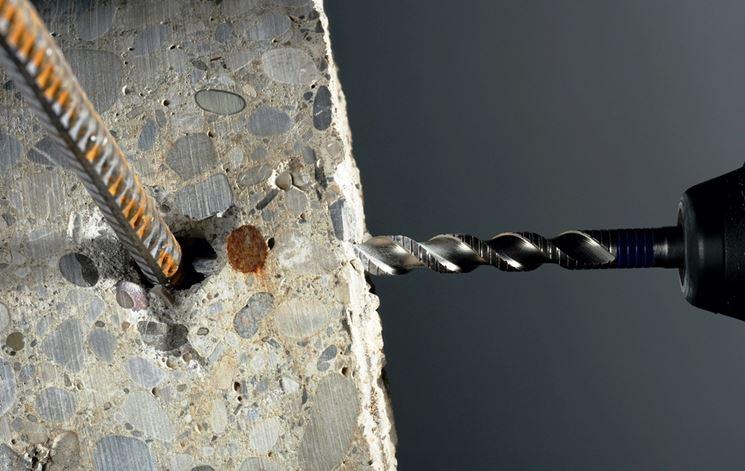 punta per muratura