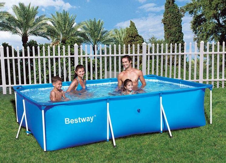 Una piscina per tutta la famiglia