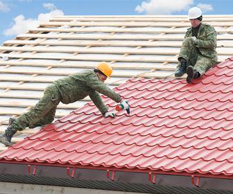 Coprire il tetto
