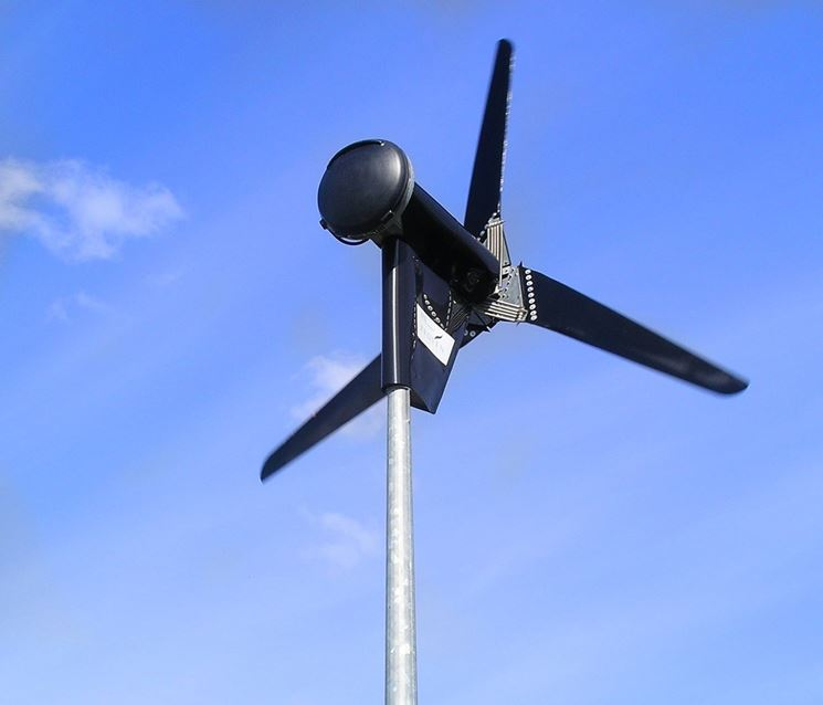 L'energia eolica � comunque considerata una fonte ecofriendly