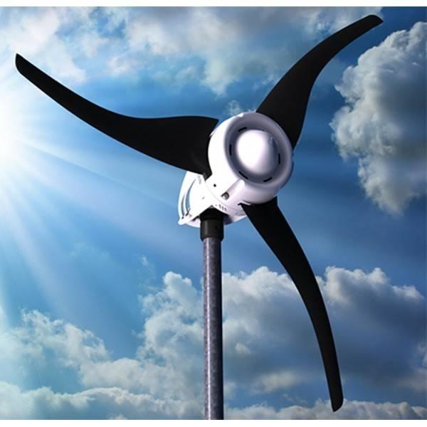 Eolico domestico come funziona energia eolica come for Come funziona un mutuo quando costruisci una casa