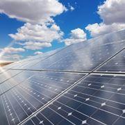 Impianto solare fotovoltaico.
