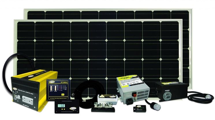 Kit di montaggio per impianto fotovoltaico