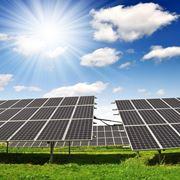 pannelli solari stadio