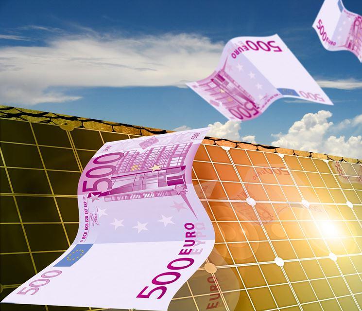 impianto fotovoltaico risparmio