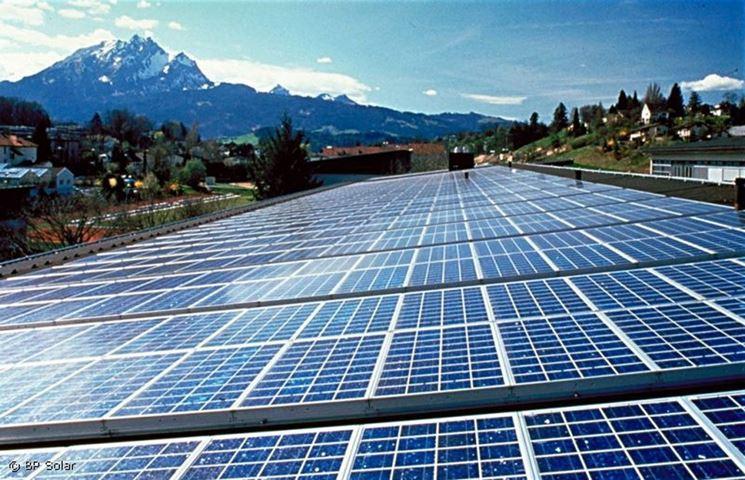 I pannelli fotovoltaici di Google