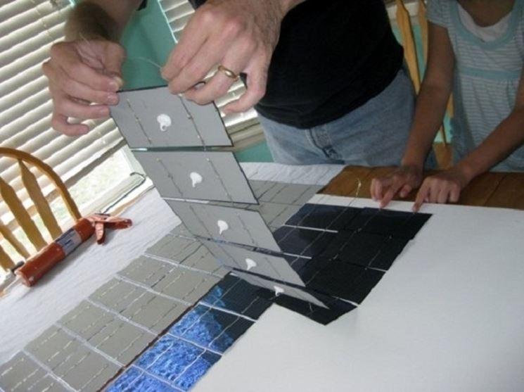 Costruire un pannello fotovoltaico