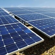 esempio di impianto fotovoltaico a terra